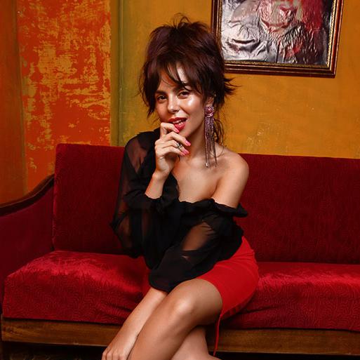 «I feel like a girl-cosmopolite» - NK's interview for Segodnya