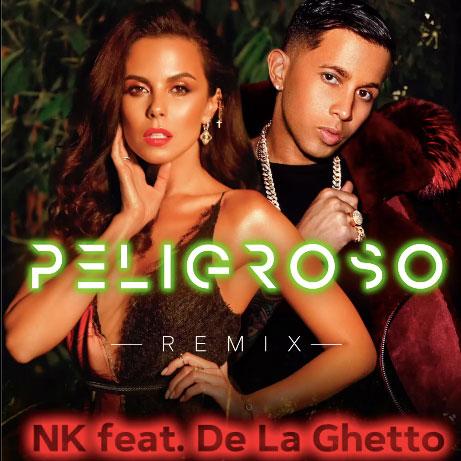 NK feat De La Ghetto release Peligroso Remix and official