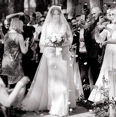Свадебные образы NK   Насти Каменских