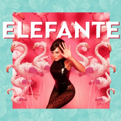 "Hot Premiere:  Ukrainian pop diva NK has released a new single and music video ""Elefante"""