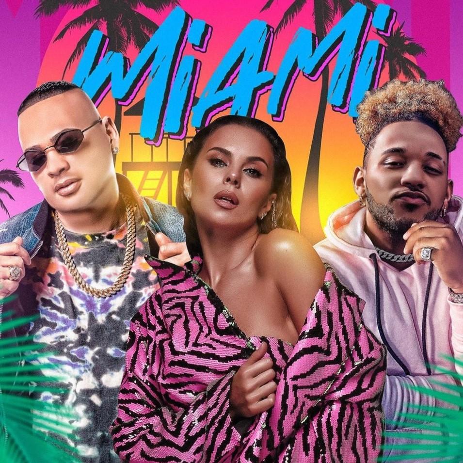 «Коллаборация трех культур»: премьера трека «Miami» от NK и всемирно известного Jacob Forever и Jessy Frank